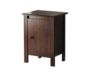 Wood Nightstands