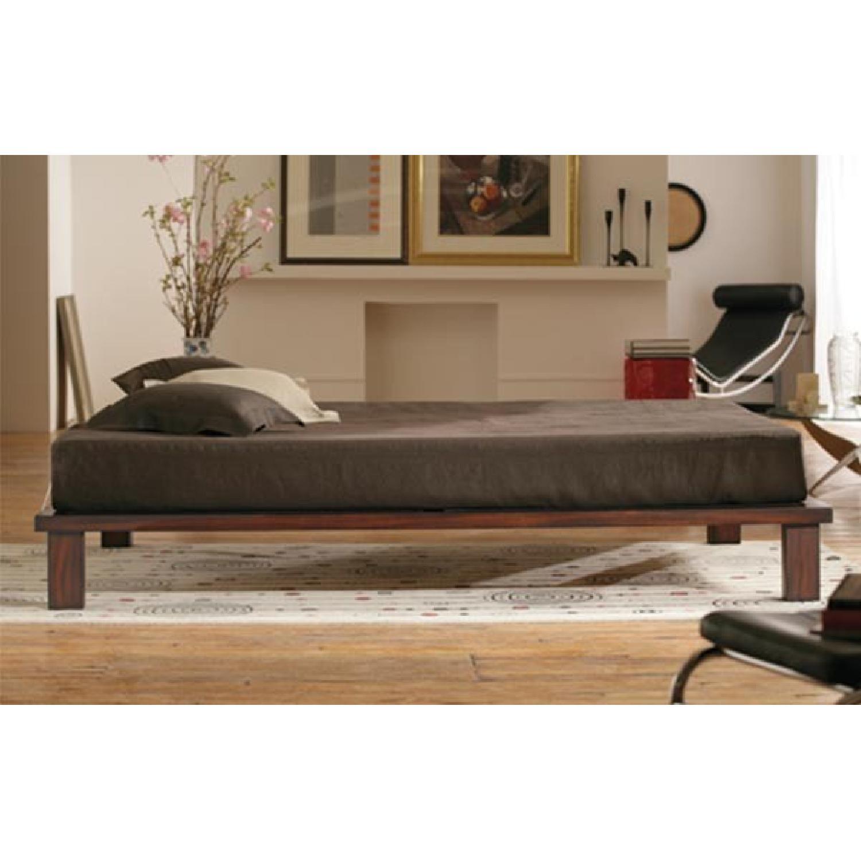 Charles P. Rogers Solide Platform Bed-0