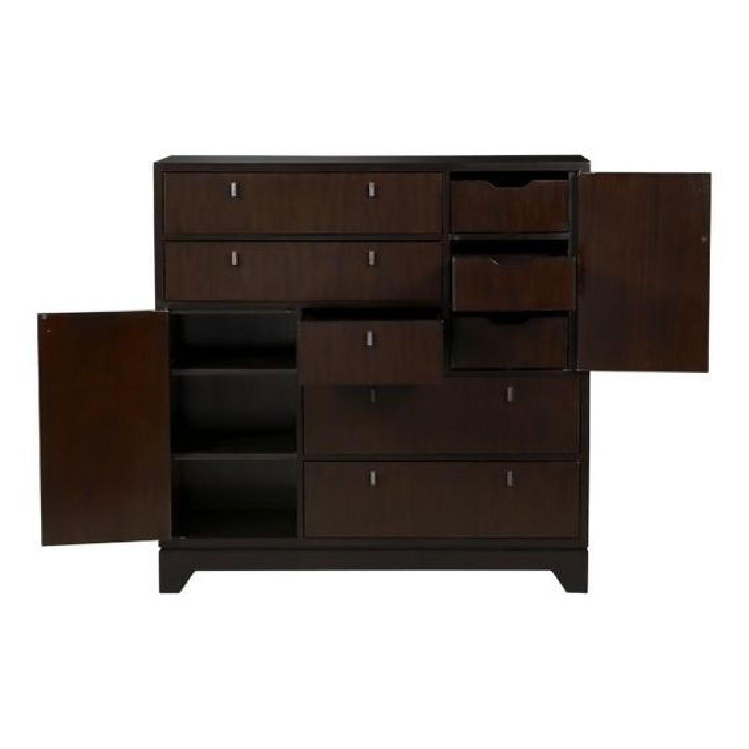 Crate & Barrel Ferris 8 Drawer Chest-2