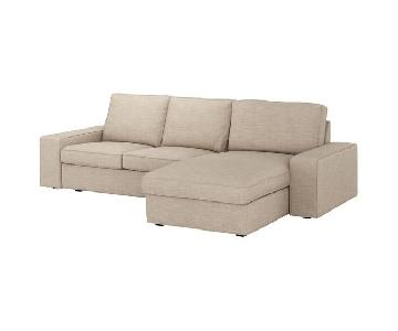 Ikea Kivik 4-Seat Sectional Sofa