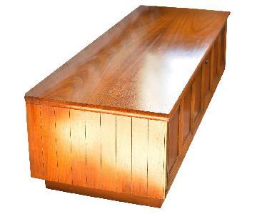 Lane Furniture Mid-Century Modern Cedar Chest