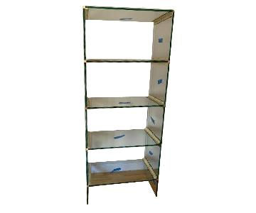 Glass Shelving/Etagere
