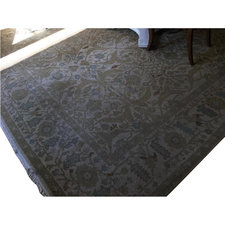 ABC Carpet and Home Vintage Oversized Turkish Wool Carpet