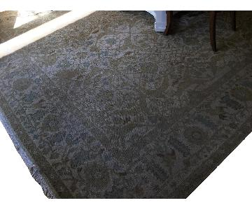 ABC Carpet and Home Vintage Oversized Turkish Wool Carpet