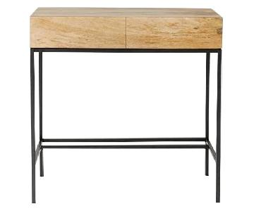West Elm Industrial Storage Mini Desk
