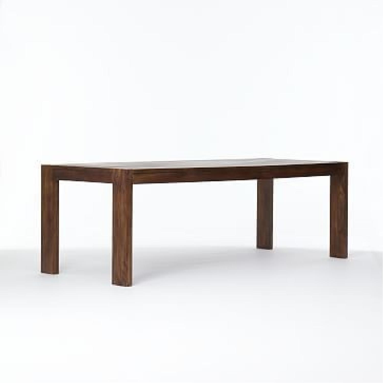 West Elm Boerum Wood Dining Table