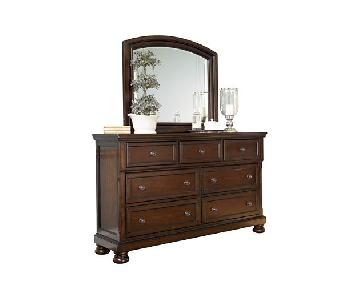 Ashley Porter Dresser w/ Mirror