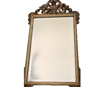 Faux French Inspired Mirror