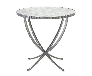 Bernhardt Carlow Mirror Side Table