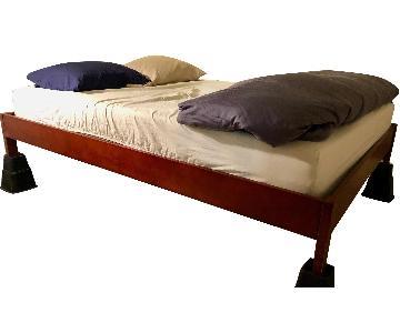 Full-Size Platform Bed