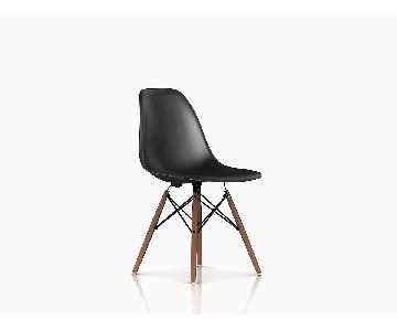 Herman Miller Eames Molded Fiberglass Side Chairs