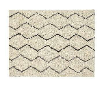 CB2 Beni Neutral Area Rug