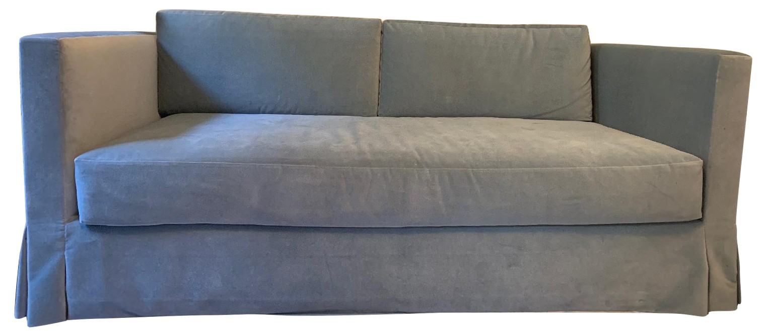 Custom Upholstered Twin Daybed