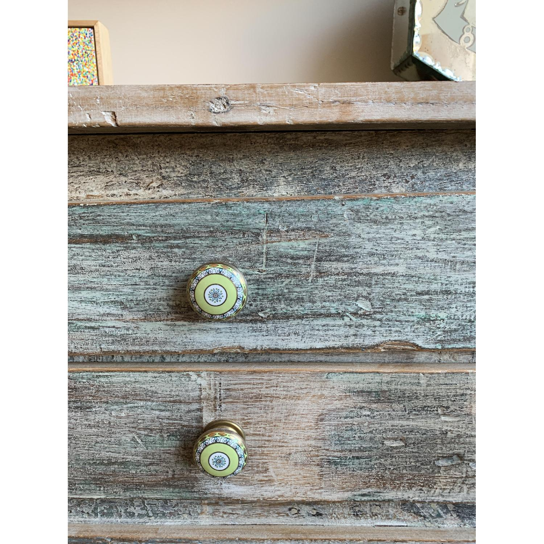 Arhaus 6-Drawer Wood Sideboard-0