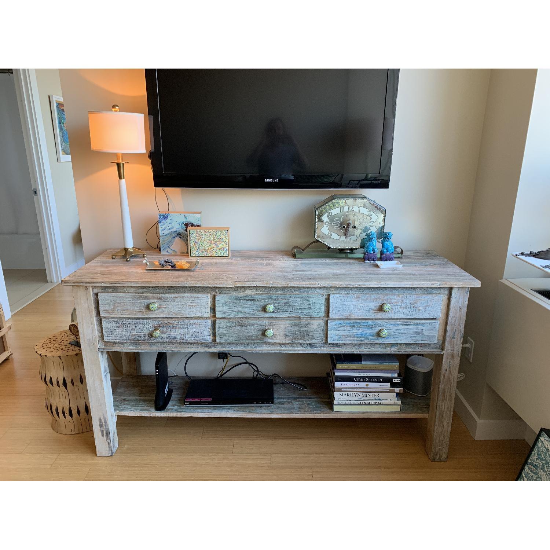 Arhaus 6-Drawer Wood Sideboard-3