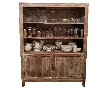One Kings Lane Wood Hutch