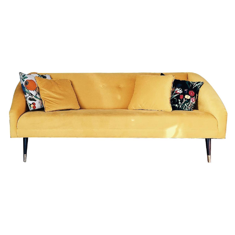 Peri Gold Finnick Sofa Aptdeco