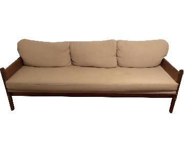 Organic Modernism Mid-Century Sofa