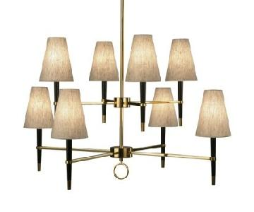 Jonathan Adler Ventana Two Tier Chandelier