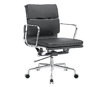 Manhattan Home Design Eames Softpad Management Chair Replica