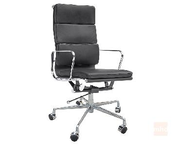 Manhattan Home Eames Soft Pad Executive Office Chair Replica