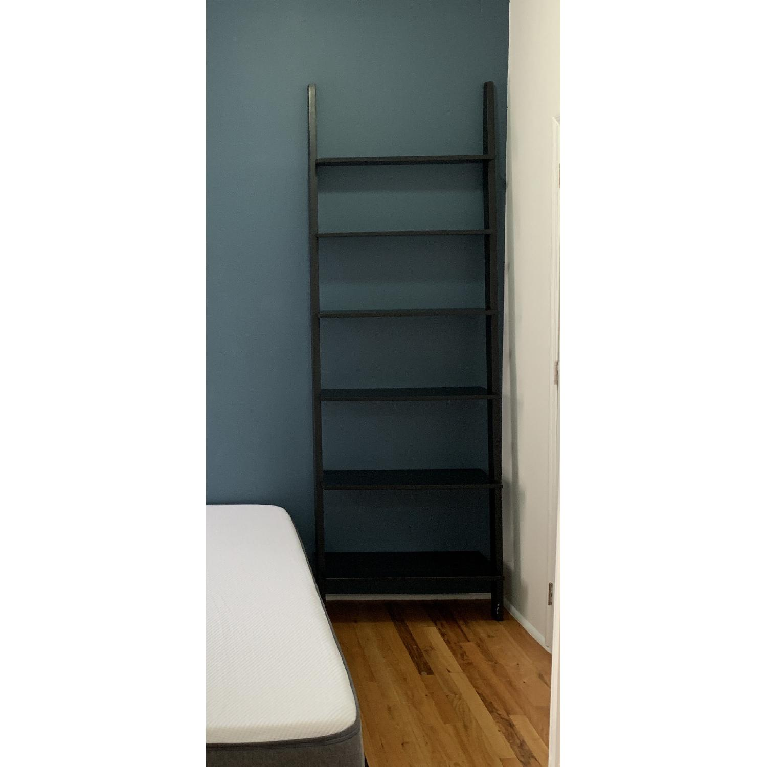 Room & Board Pisa Leaning Shelf/Bookcase-0