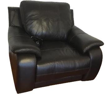 Raymour & Flanigan Power Recliner