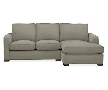 Room & Board Morrison 2-Piece Sectional Sofa