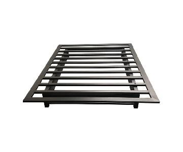 Room & Board Queen-Size Iron Frame