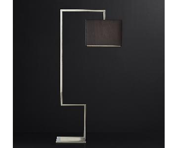 Restoration Hardware Sherman Modern Floor Lamp