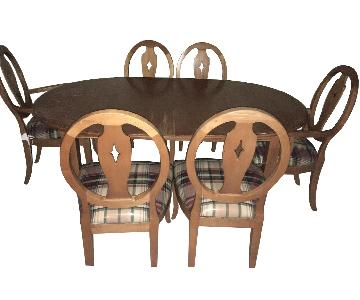 Ethan Allen 7-Piece Dining Set