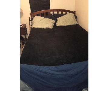 Ethan Allen Queen Size bed