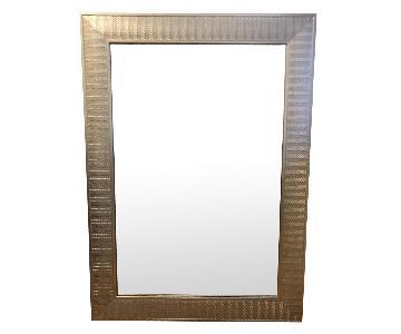 Silver Finish Mirror