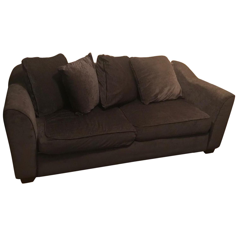 Ashley Grey Traditional Sofa