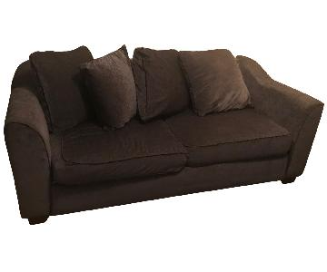 Ashley Grey Traditional Sofa