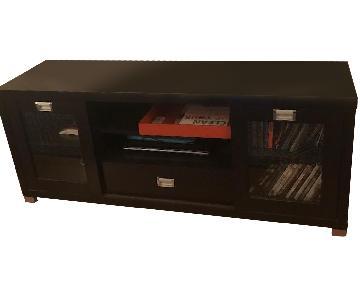 Black Media Console
