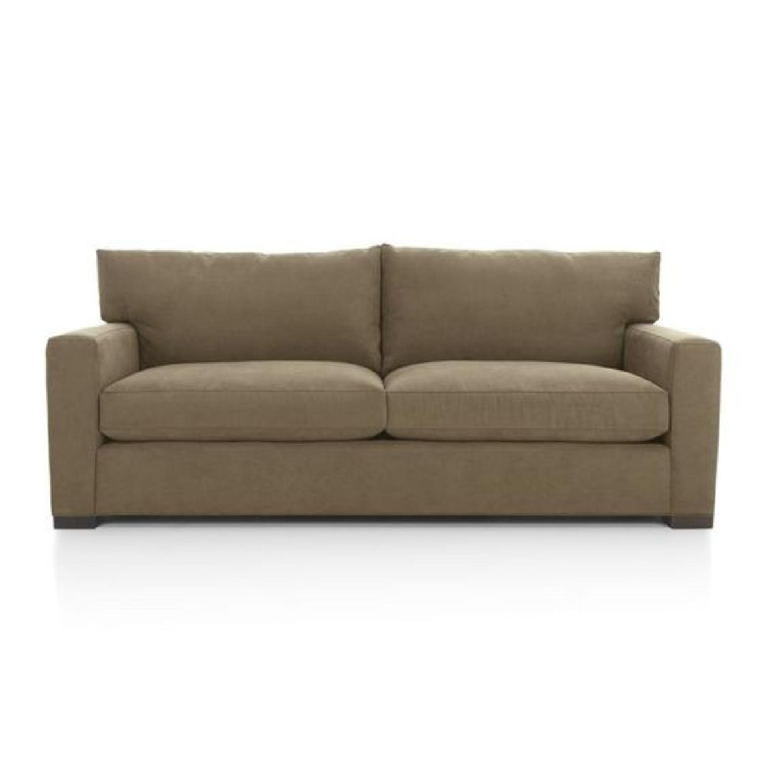 Crate & Barrel Axis II Sofa