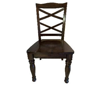 High-Back Dining Chair