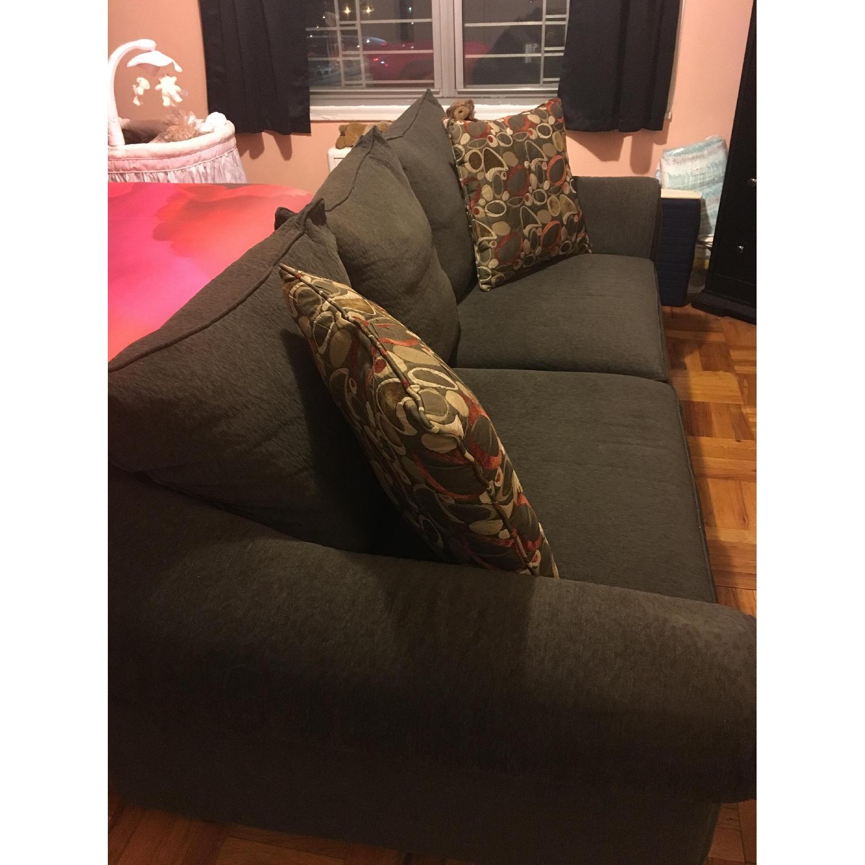 Raymour & Flanigan Molly Chenille Sofa - image-3