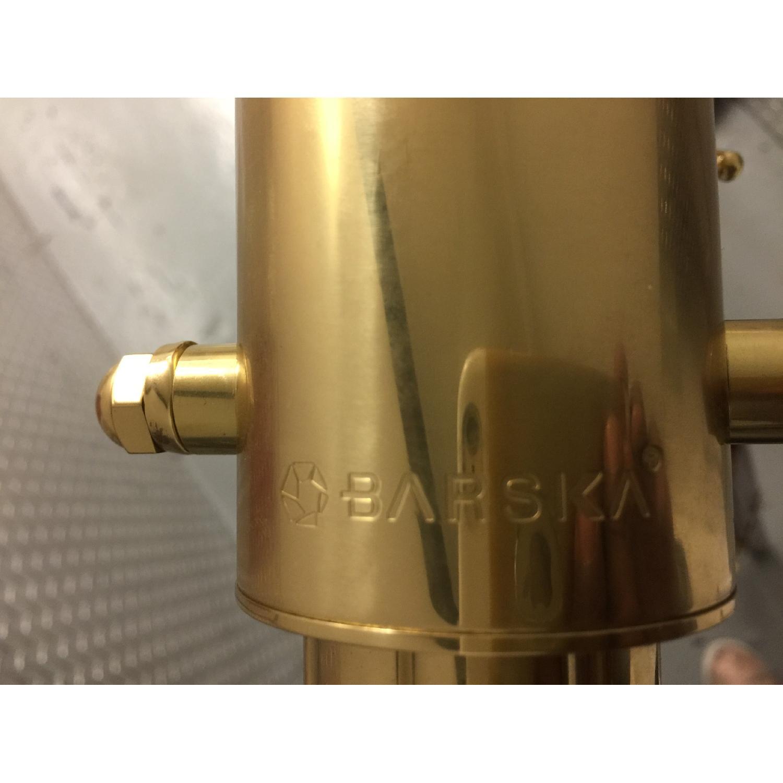 Barska Gold & Wooden Telescope - image-5
