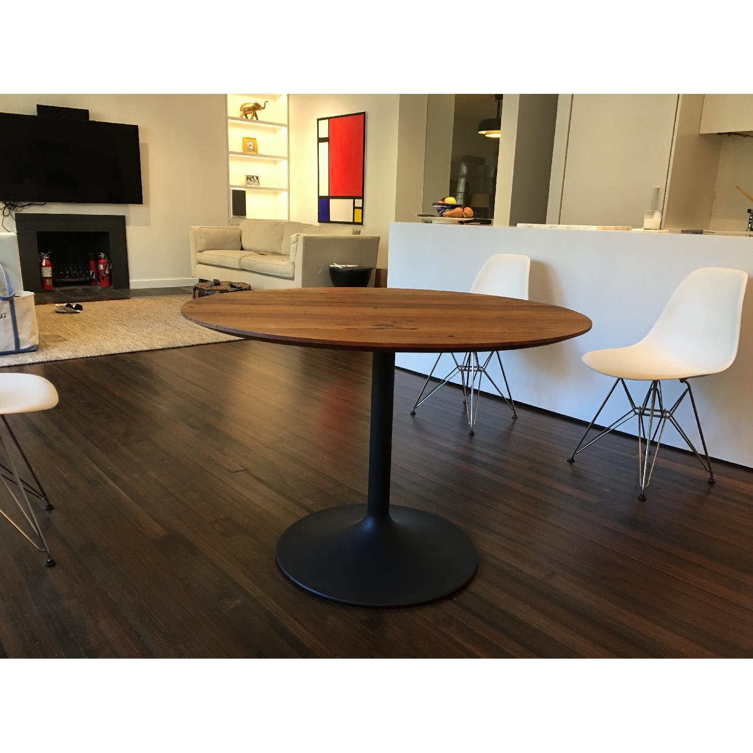 Room & Board Aria Reclaimed Chestnut Wood Dining Table - image-1