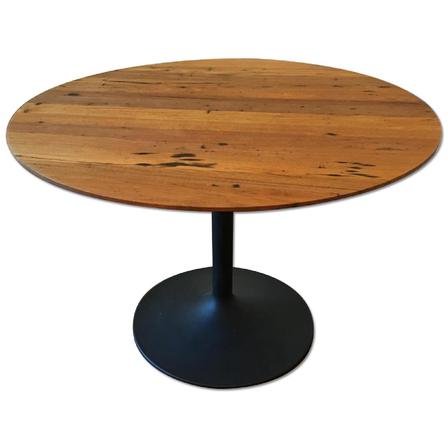 Room & Board Aria Reclaimed Chestnut Wood Dining Table - image-0