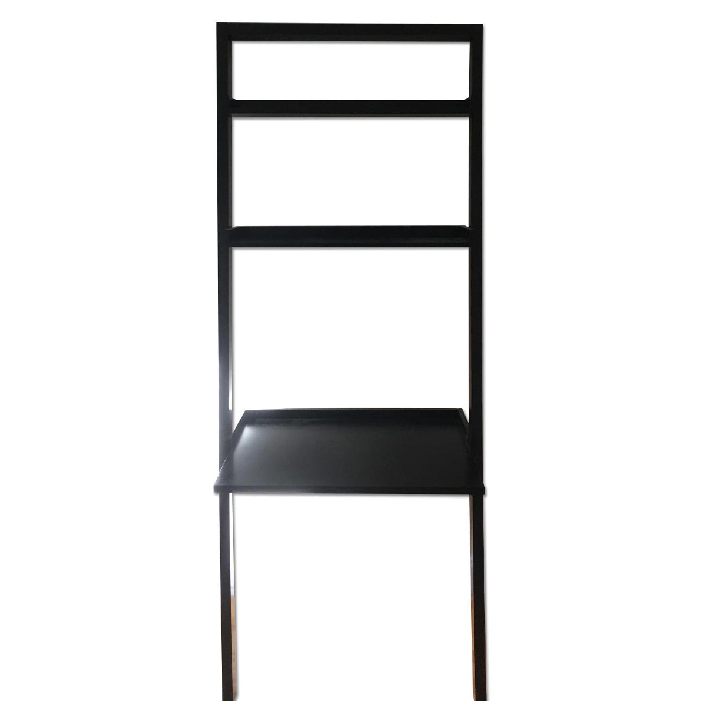 Crate & Barrel Leaning Desk - image-0
