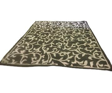 Restoration Hardware Baby & Child Girl's Paisley Rug