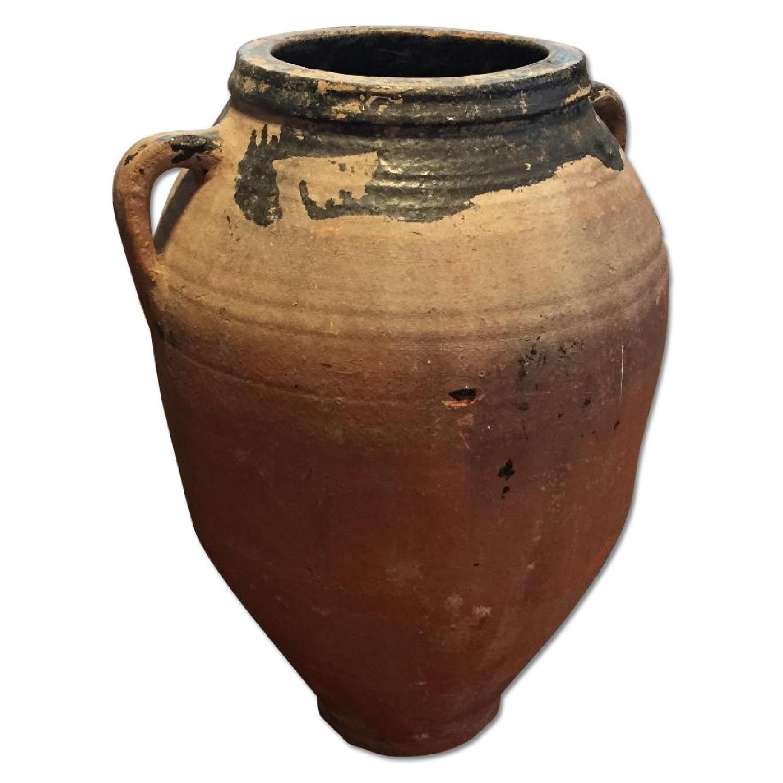 Terracotta Urn - image-0