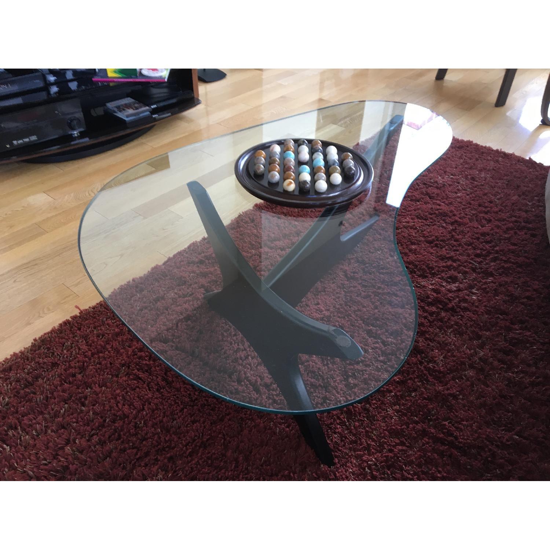 Glass Coffee Table - image-2