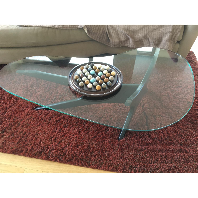 Glass Coffee Table - image-3