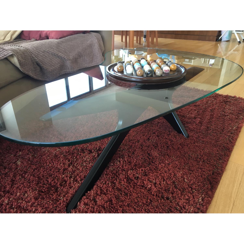 Glass Coffee Table - image-5