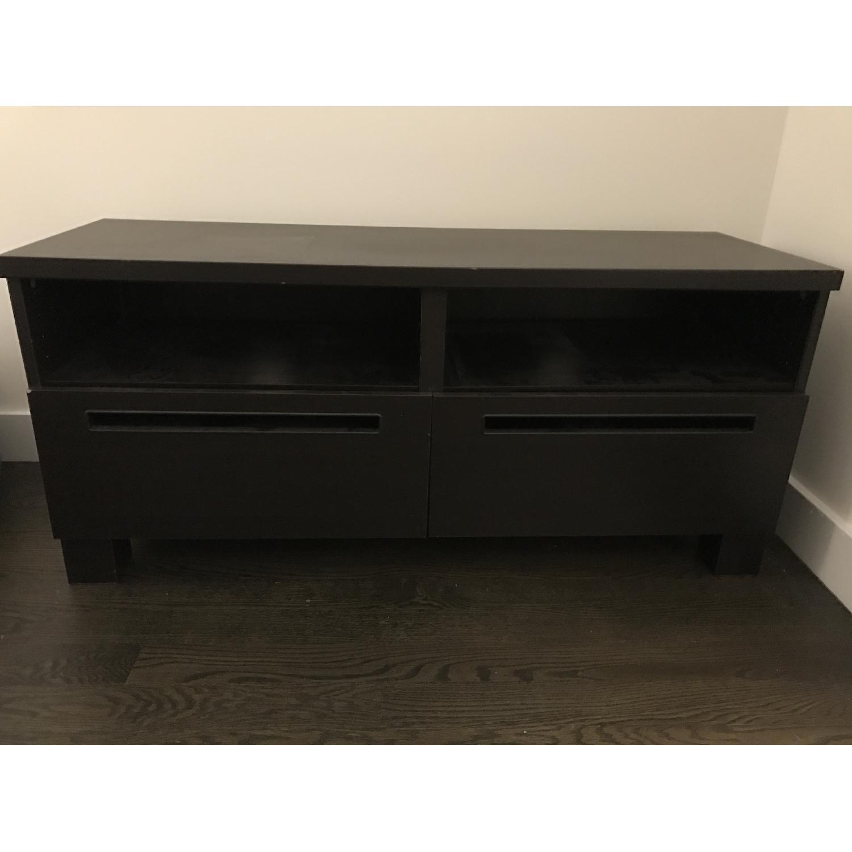 Ikea Besta Adal TV Stand/Media Storage - image-1