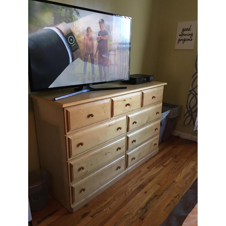 Gothic Cabinet Craft Riverdale 9 Drawer Dresser - image-3